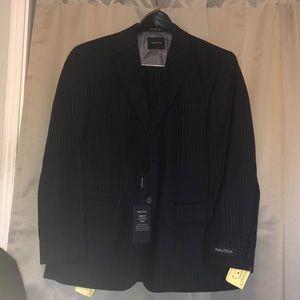 NWT, Nautica Navy 2 piece suit, 42S